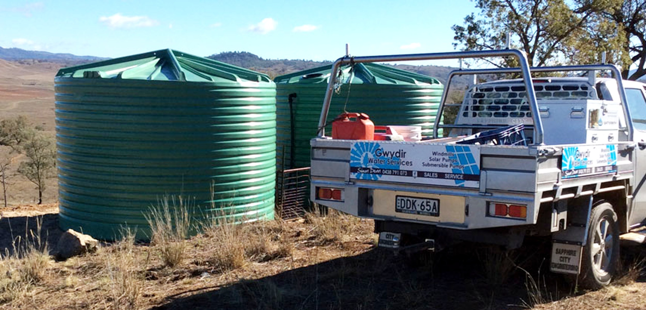 solar pumps moree